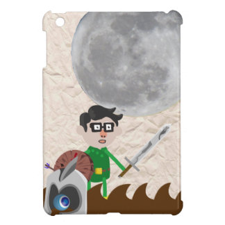 Archer boy in the mist of battle! iPad mini cover