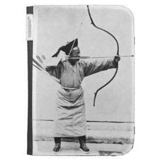 Archer chino, c.1870 (foto de b/w)