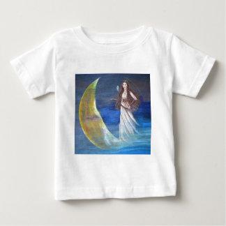 Archer de la luna playera de bebé