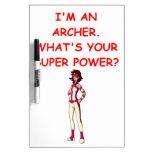 archer Dry-Erase whiteboard