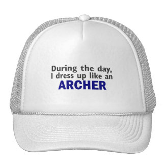 ARCHER During The Day Trucker Hat