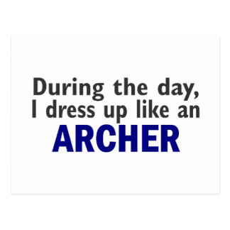 ARCHER During The Day Postcard