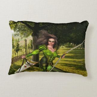 Archer Elf Accent Pillow