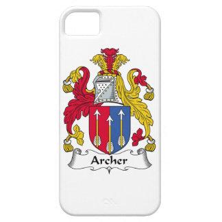 Archer Family Crest iPhone 5 Case