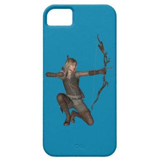 Archer iPhone 5 Case-Mate Fundas