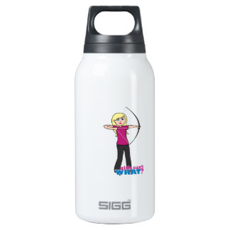 Archer - Light Thermos Water Bottle