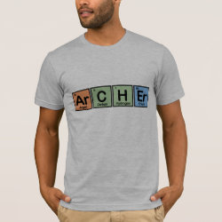 Archer Men's Basic American Apparel T-Shirt