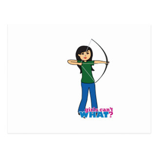 Archer - medio tarjetas postales
