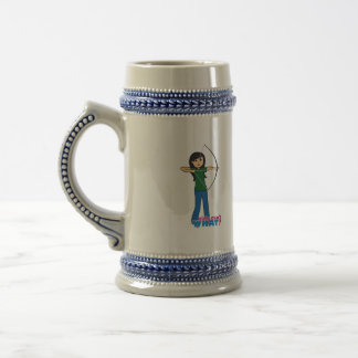 Archer - Medium Beer Stein