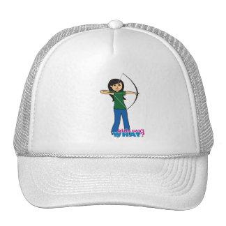 Archer - Medium Trucker Hat