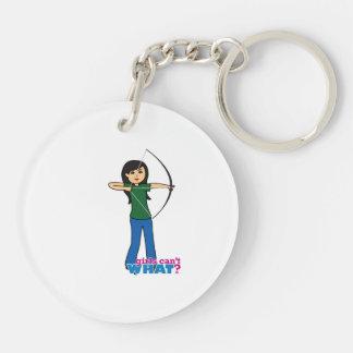 Archer - Medium Key Chains