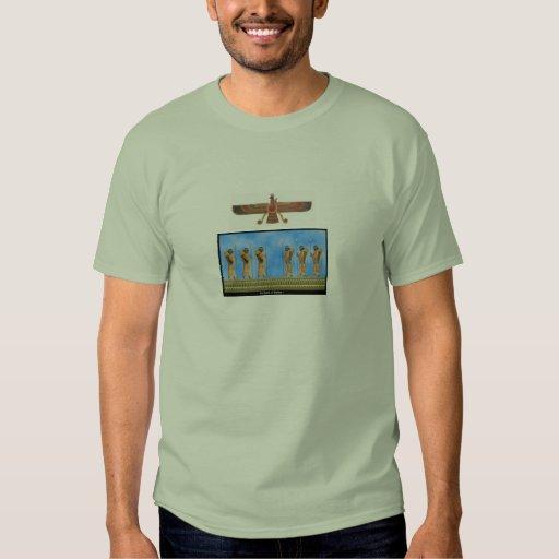 archer of darius, Farvahar  Shirt