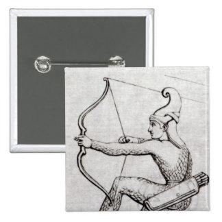 Archer Pin Cuadrado