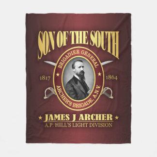 Archer (SOTS2) Fleece Blanket