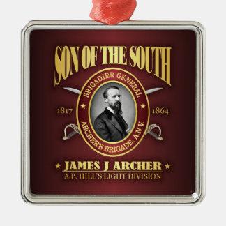 Archer (SOTS2) Metal Ornament
