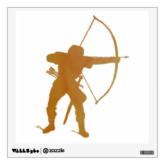 archer wall decal