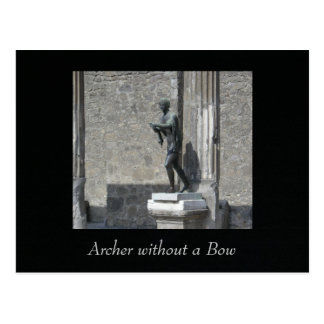 Archer without Bow Post Cards