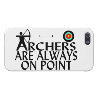 Archers Are Always On Point Case For iPhone SE/5/5s