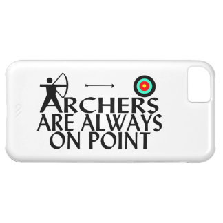Archers Are Always On Point iPhone 5C Cover