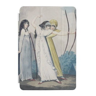 Archers, grabados por J.H. Wright (fl.1795-1838) Cubierta De iPad Mini
