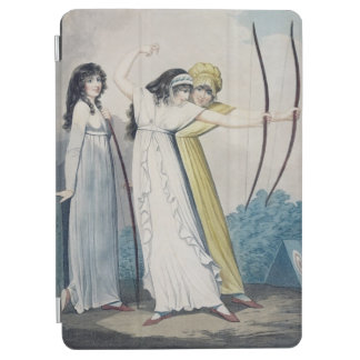 Archers, grabados por J.H. Wright (fl.1795-1838) Cubierta De iPad Air