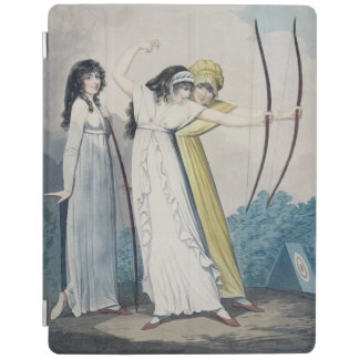 Archers, grabados por J.H. Wright (fl.1795-1838) Cubierta De iPad