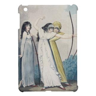 Archers, grabados por J.H. Wright (fl.1795-1838)
