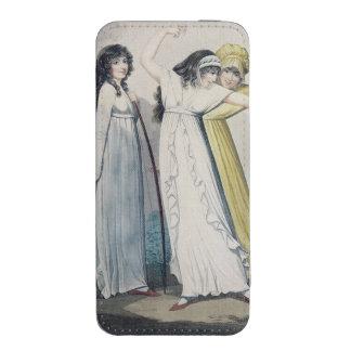 Archers, grabados por J.H. Wright (fl.1795-1838) Bolsillo Para iPhone