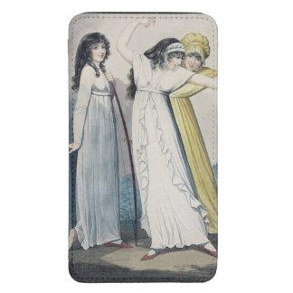 Archers, grabados por J.H. Wright (fl.1795-1838) Bolsillo Para Galaxy S5