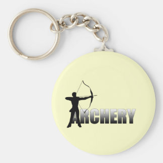 Archers Summer Games Archery 2012 Keychain