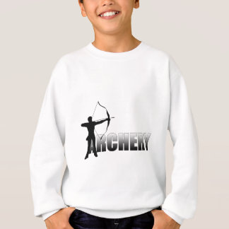 Archers Summer Games Archery 2012 Sweatshirt