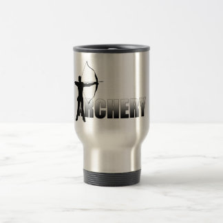 Archers Summer Games Archery 2012 Travel Mug