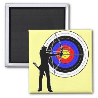 archery2 magnet