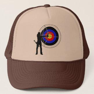 archery2 trucker hat