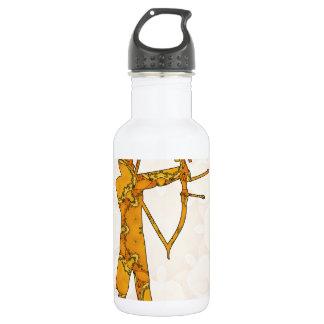 Archery 02 stainless steel water bottle