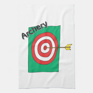 Archery 3 kitchen towels