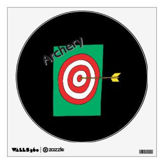 Archery 3 wall sticker