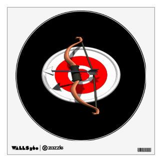 Archery 4 wall sticker