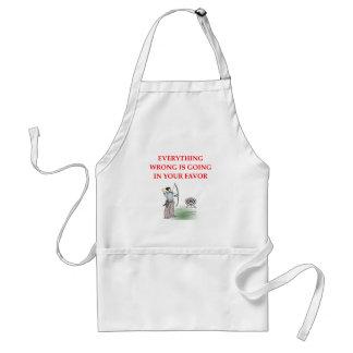archery adult apron