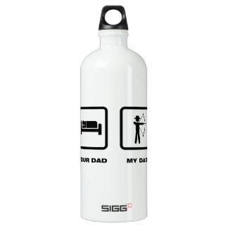 Archery Aluminum Water Bottle