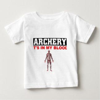 Archery Blood Baby T-Shirt