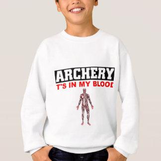 Archery Blood Sweatshirt