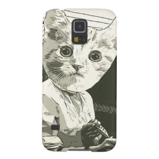 Archery cat galaxy s5 case
