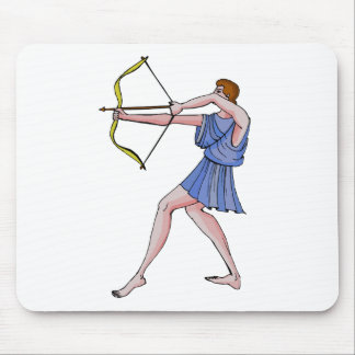 ARchery champion 396 BC Mousepad