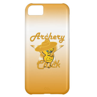 Archery Chick #10 Case For iPhone 5C