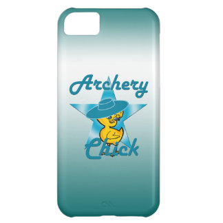 Archery Chick #7 Cover For iPhone 5C