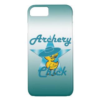 Archery Chick #7 iPhone 7 Case