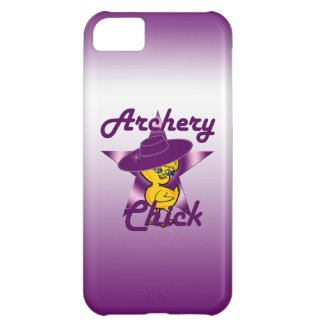 Archery Chick #9 iPhone 5C Cover