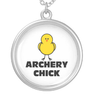 Archery Chick Necklaces