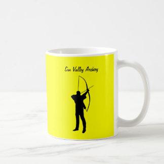 Archery club coffee mug